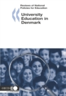 Reviews of National Policies for Education: University Education in Denmark 2005 - eBook