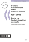 Central Government Debt: Statistical Yearbook 2005 - eBook