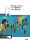 Perspectives de l'emploi de l'OCDE 2005 - eBook