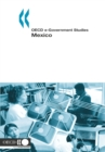 OECD e-Government Studies: Mexico 2005 - eBook
