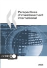 Perspectives de l'investissement international 2005 - eBook