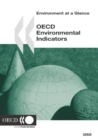 Environment at a Glance OECD Environmental Indicators - eBook