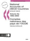 National Accounts of OECD Countries 2005, Volume II, Detailed Tables - eBook