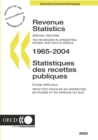 Revenue Statistics 2005 - eBook