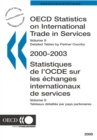 OECD Statistics on International Trade in Services 2005, Volume II, Detailed Tables by Partner Country - eBook