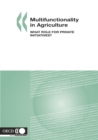 Multifunctionality in Agriculture What Role for Private Initiatives? - eBook