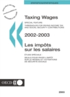 Taxing Wages 2003 - eBook