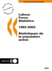 Labour Force Statistics 2004 - eBook