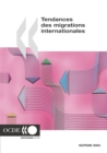 Tendances des migrations internationales 2004 - eBook
