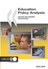 Education Policy Analysis 2006 Focus on Higher Education - eBook