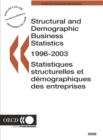 Structural and Demographic Business Statistics 2006 - eBook