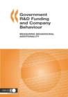 Government R&D Funding and Company Behaviour Measuring Behavioural Additionality - eBook