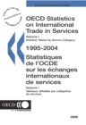 OECD Statistics on International Trade in Services 2006, Volume I, Detailed tables by service category - eBook