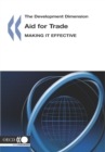 The Development Dimension Aid for Trade Making it Effective - eBook