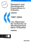 Research and Development Expenditure in Industry 2006 - eBook