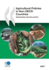 Agricultural Policies in Non-OECD Countries 2007 Monitoring and Evaluation - eBook