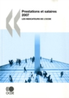 Prestations et salaires 2007 Les indicateurs de l'OCDE - eBook