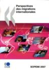 Perspectives des migrations internationales 2007 - eBook