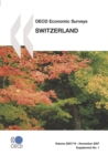 OECD Economic Surveys: Switzerland 2007 - eBook