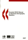 Eurostat-OECD Manual on Business Demography Statistics - eBook