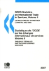 OECD Statistics on International Trade in Services 2007, Volume II, Detailed Tables by Partner Country - eBook