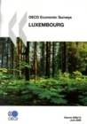 OECD Economic Surveys: Luxembourg 2008 - eBook