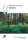 OECD Economic Surveys: Sweden 2008 - eBook