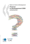 Etudes du Centre de developpement Financer le developpement 2008 Appropriation ? - eBook