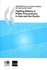 ADB/OECD Anti-Corruption Initiative for Asia and the Pacific Fighting Bribery in Public Procurement in Asia and the Pacific - eBook