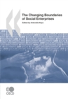 Local Economic and Employment Development (LEED) The Changing Boundaries of Social Enterprises - eBook