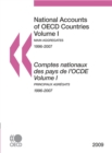 National Accounts of OECD Countries 2009, Volume I, Main Aggregates - eBook