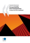 Corporate Governance Accountability and Transparency: A Guide for State Ownership - eBook