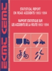 Statistical Report on Road Accidents 1997 - eBook
