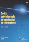 Couts previsionnels de production de l'electricite 2010 - eBook