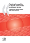 Tackling Inequalities in Brazil, China, India and South Africa The Role of Labour Market and Social Policies - eBook
