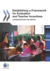 Establishing a Framework for Evaluation and Teacher Incentives Considerations for Mexico - eBook
