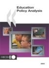 Education Policy Analysis 2003 - eBook