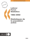 Labour Force Statistics 2003 - eBook