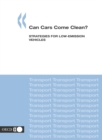 Can Cars Come Clean? Strategies for Low-Emission Vehicles - eBook