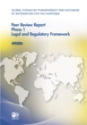 Global Forum on Transparency and Exchange of Information for Tax Purposes Peer Reviews: Aruba 2011 Phase 1: Legal and Regulatory Framework - eBook