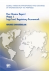 Global Forum on Transparency and Exchange of Information for Tax Purposes Peer Reviews: Brunei Darussalam 2011 Phase 1: Legal and Regulatory Framework - eBook