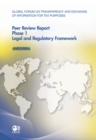 Global Forum on Transparency and Exchange of Information for Tax Purposes Peer Reviews: Andorra 2011 Phase 1: Legal and Regulatory Framework - eBook