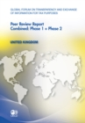 Global Forum on Transparency and Exchange of Information for Tax Purposes Peer Reviews: United Kingdom 2011 Combined: Phase 1 + Phase 2 - eBook
