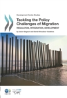 Development Centre Studies Tackling the Policy Challenges of Migration Regulation, Integration, Development - eBook