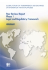 Global Forum on Transparency and Exchange of Information for Tax Purposes Peer Reviews: Uruguay 2011 Phase 1: Legal and Regulatory Framework - eBook