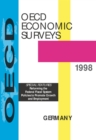 OECD Economic Surveys: Germany 1998 - eBook