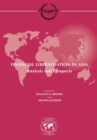 Development Centre Seminars Financial Liberalisation in Asia Analysis and Prospects - eBook