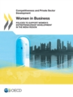 Competitiveness and Private Sector Development Women in Business Policies to Support Women's Entrepreneurship Development in the MENA Region - eBook