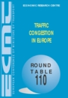 ECMT Round Tables Traffic Congestion in Europe - eBook