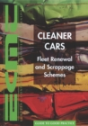 Cleaner Cars Fleet Renewal and Scrappage Schemes - eBook